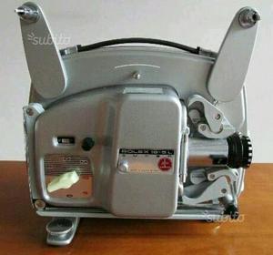 PROIETTORE Bolex Paillard 18-5 L 8 mm come nuovo