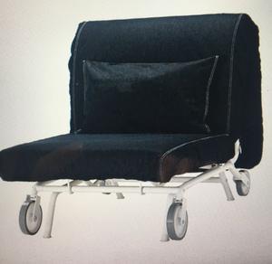Poltrona letto 1 posto modello ikea posot class for Ikea poltrona letto