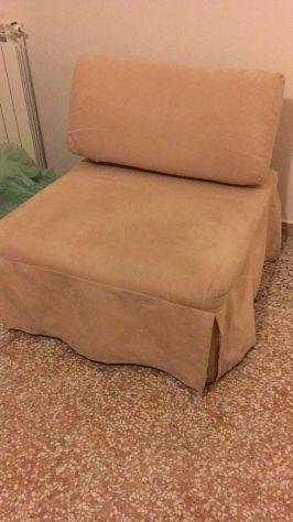 Poltrona letto singolo ikea modello futon in posot class - Poltrona letto singolo ikea ...