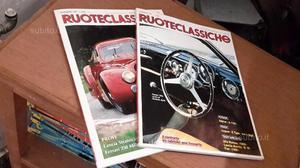 RIVISTE Ruoteclassiche nr. 1 e 2 originali