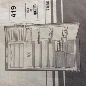 Ricambi originali frigo Liebherr