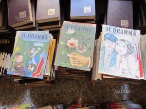 """Rivista """"Il Dramma"""" 330 numeri dal n. 10 al n. 339"""