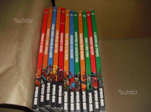Spider-man - 12 numeri - ed. gazzetta- regalati