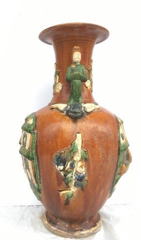 Vaso antico cinese 19' secolo Cina