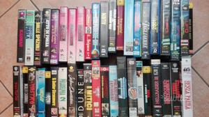Film vhs originali e introvabili