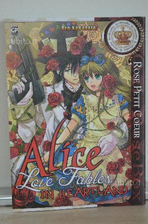 Manga: Alice in heartland Love fables. Petit coeur