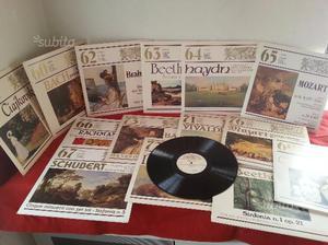 Raccolta Dischi vinile musica classica 45 giri