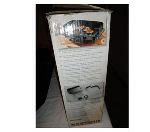Barbecue elettrico XXL con griglia cm 41x26, Severin,  W