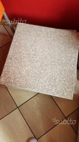 Base piastra graniglia e cemento