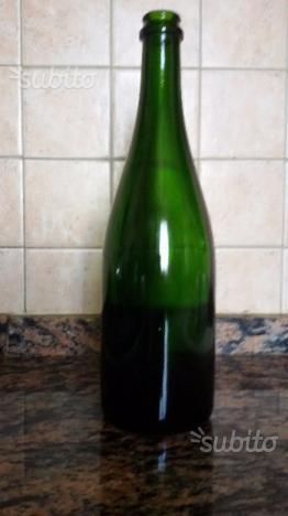 Bottiglie vetro pesanti