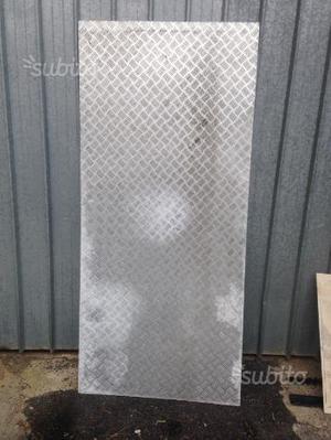 Lamiera Mandorlata In Alluminio Posot Class