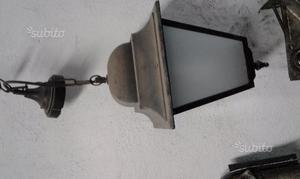 Lampada da cortile,gazebo,tettoia