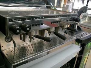 Macchina da caffè a 3 braccia seeminuova