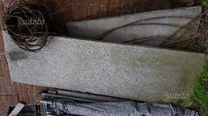 Piano tavolo in pietra