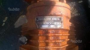 Pompa irrigazione a cardano rovatti con accessori posot for Pompa per irrigazione