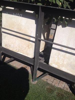 Porta in ferro posot class for Fioriere in ferro