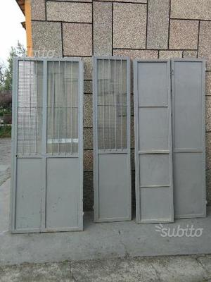 Porte In Ferro E Vetro Cool Porte In Ferro E Vetro Con Portoni E