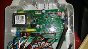 Schema Elettrico Scheda Faac 450 Mps : Faac scheda elettronica automazione cancelli posot