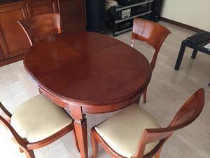 TAVOLO Soggiorno con 4 sedie