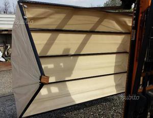Tenda da sole a cappottina posot class for Tenda da sole usata