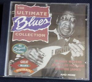 The Ultimate Blues Collection cd