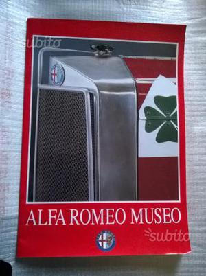 Alfa Romeo Museo - Guida illustrata