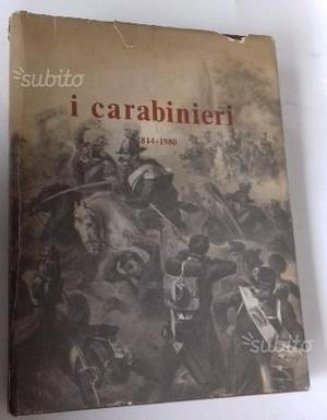 Carabinieri  libro