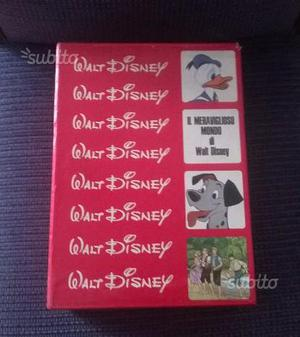 Cofanetto il meraviglioso mondo di Walt Disney