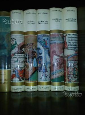Enciclopedia collezione di libri di vari autori