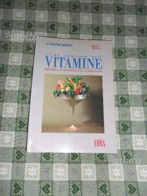 Guida completa alle vitamine