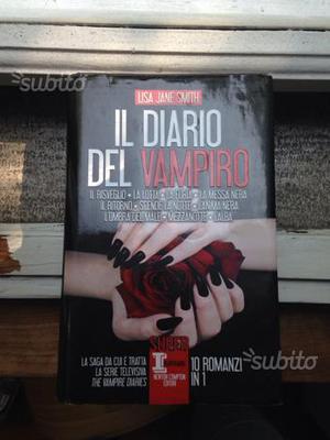 Il Diario del Vampiro-10 romanzi in 1