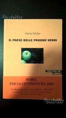 Il paese delle prugne verdi di H.Müller