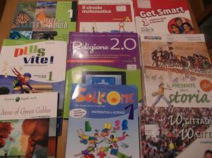 Libri scolastici prima media