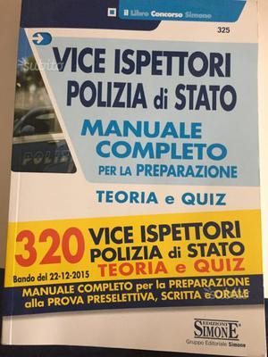 Simone vice ispettori polizia