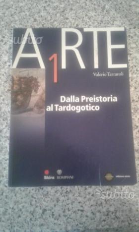 V.Terraroli-Arte 1;dalla preistoria al tardogotico