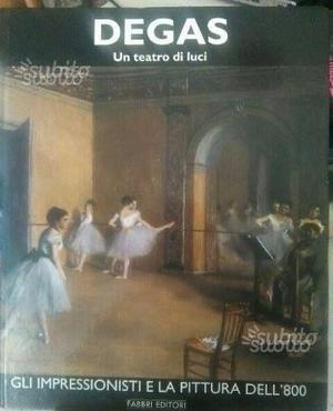 Volume primo di Degas