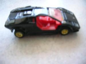 Lamborghini Countach della Majorette, 1/36