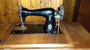 Macchina da cucire singer d epoca posot class for Vendo macchina da cucire