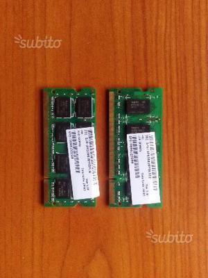 Memoria RAM da 3GB, DDR MHz
