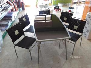 Tavolo in alluminio da giardino o roma posot class for Tavolo da giardino usato