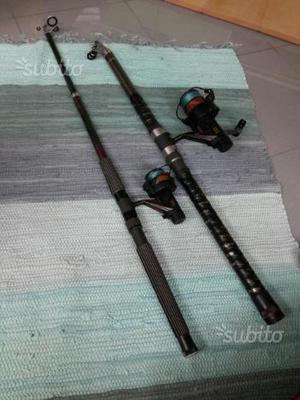 3 Canne da Pesca