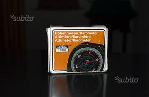 Altimetro Barometro Thommen