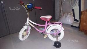 Bici Bambina 2-6 anni