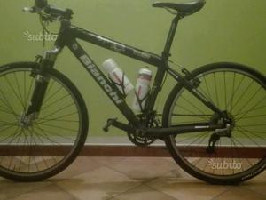 Bici Bianchi MTB Corsa carbonio