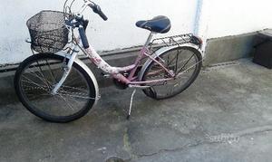Bicicletta bambina 8/14 anni