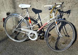 Rara Bicicletta Peugeot 103 Doppia Cannetta Posot Class