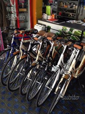 Bicicletta olanda 26 e 24 donna