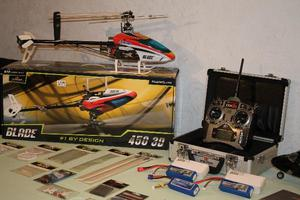 ELICOTTERO Blade D acrobatico