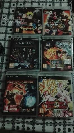 Giochi PS3 (come nuovi)