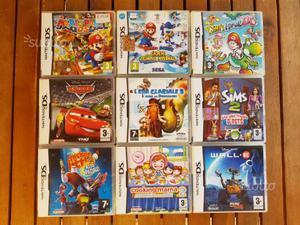 Giochi originali per Nintendo 3ds e Ds lite
